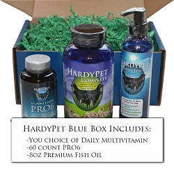HardyPet Blue Box