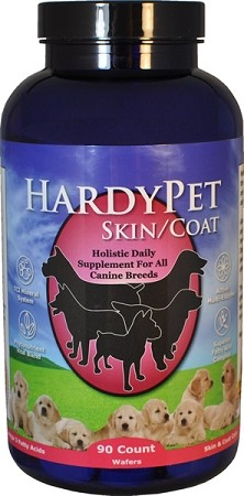 HardyPet Skin&Coat 90 Ct. Bottle